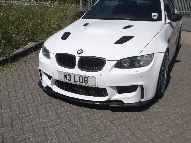 Bmw Z4 Splitter Supercharged And Caged Bmw Z4m Track Car