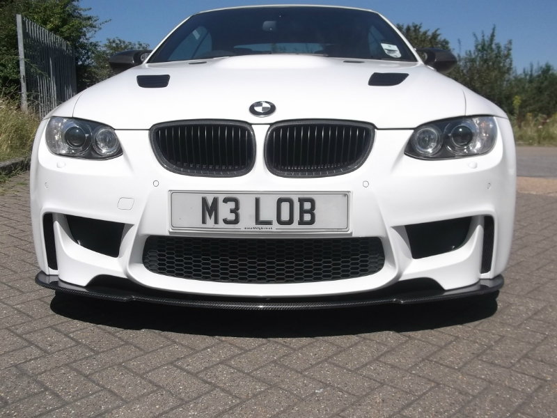 Exclusive New 1m Look Front Bumper For Bmw E90 E92 E93
