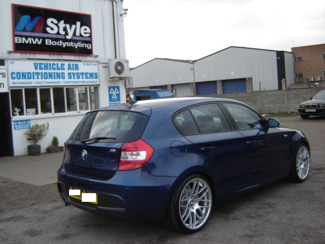 1 Series With Csl Wheels Autoenhance Autoenhance Bmw Amp Mini Mstyle Styling Amp Performance