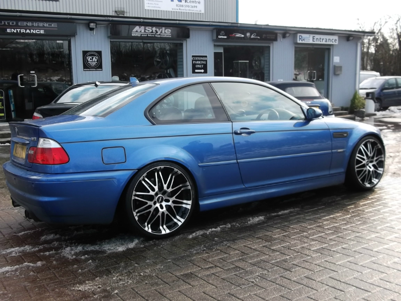 E46 M3 On 20inch Oxigin Wheels Autoenhance Autoenhance Bmw Amp Mini Mstyle Styling
