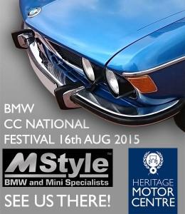 BMW CC Festival - Gaydon