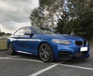 235i - in for exterior styling