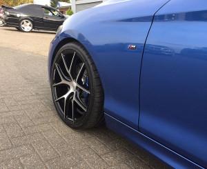 2 Series - New wheels