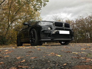 X6M - Exterior styling