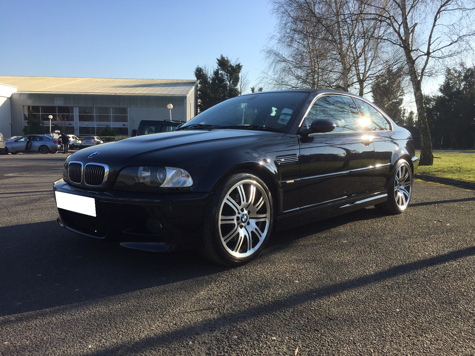 E46 M3 - Full Respray