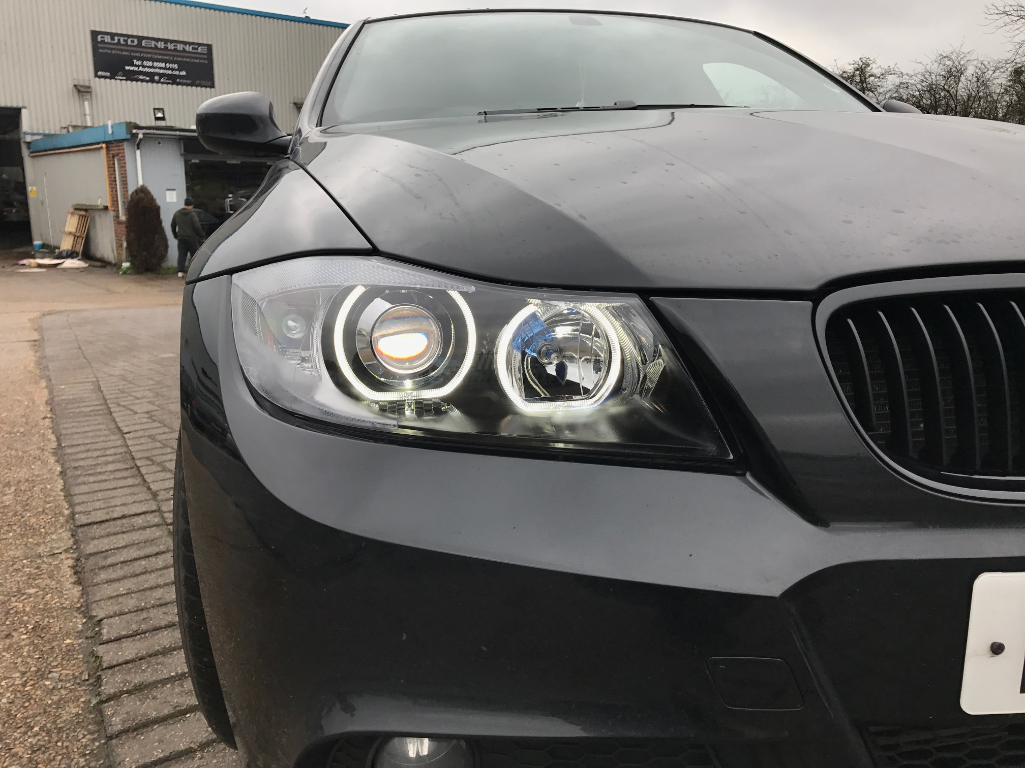 E90 - exterior styling