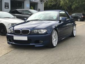 BMW E46 330ci - OEM+ Upgrades