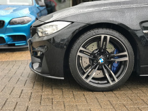 BMW M3 F80 - Carbon Package