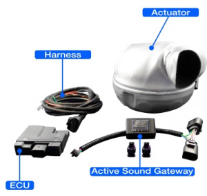 ACTIVESOUND SYSTEM NOW AVAILABLE