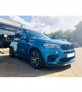 F85 X5M Styling Upgrades