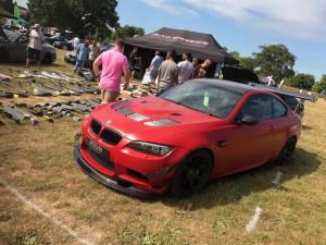 MStyle at BMW Vanity 2018