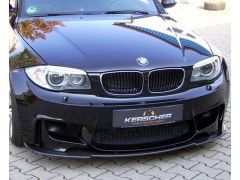 E82 E88 Kerscher Front Splitter, for 1M