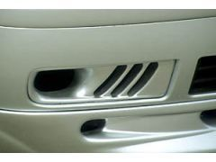 Front Bumper Air vents