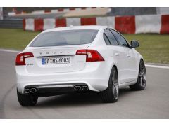 HEICO SPORTIV rear skirt in diffuser look incl. quad outlet exhaust system S60/V60 T3/T4