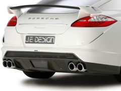 JE DESIGN REAR BUMPER