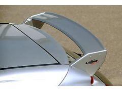 Roof spoiler wing