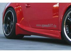 Side skirts SRS Carrera 4