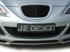 BADGELESS FRONT GRILLE