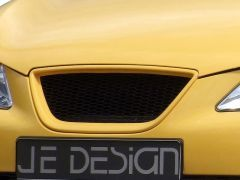 MESH FRONT GRILLE