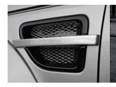 Kahn Design Sport Side Vents