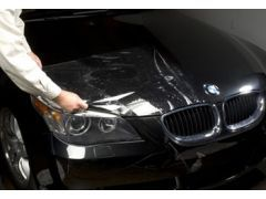 Centureshield 'clear-bra' paint protection system