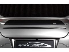 PS9 Rear border trim carbon - Carbon Black