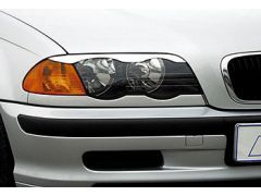 E46 CSR pre-facelift headlight eyebrows