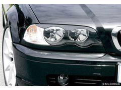 E46 CSR facelift headlight eyebrows (type 2)