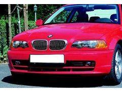 E46 Kerscher Eyebrows for Coupe 04/99-08/01&09/01 - , Cabrio ab 4/00-8/01 & 9/01-