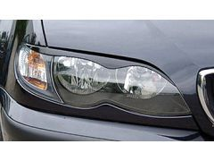 E46 Kerscher Eyebrows for Limousine 09/01- , Touring 09/01-