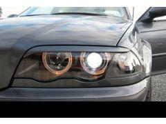 E46 Headlamp eyebrows 4dr upto 09/01
