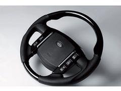 Kahn design sport steering wheel, piano black