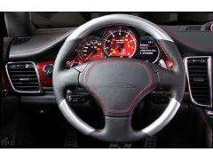F1-TIPTRONIC Airbag sport steering wheel 365mm Leather