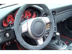 Upgrade upholstered Airbag-steering wheel 365mm