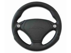 Airbag sport steering wheel 340mm leather