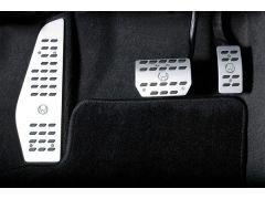 HEICO SPORTIV aluminium pedal set (automatic transmission)