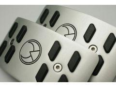 HEICO SPORTIV aluminium pedal set (manual transmission)