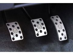 HEICO SPORTIV aluminium pedal set (manual transmission)