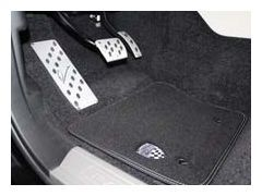 LUMMA FLOOR MATS SET FRONT + REAR