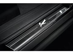 Kahn design stainless steel door entrance strips