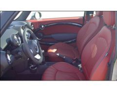 Leather retrim, Nappa leather