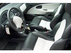 Full interior Nappa leather re-trim
