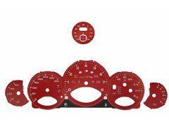 Instrument dials