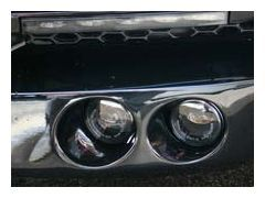 LUMMA HIGH-BEAM HEADLAMPS LED-VERSION BLACK