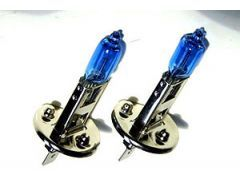 Xenon look bulbs, H1 fitment