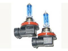 Xenon look headlamp/foglamp bulbs, H11 fitment