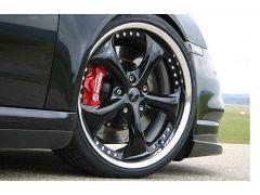 RRSC II Elegance wheel front axle