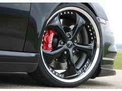 RSC II Elegance wheel front axle