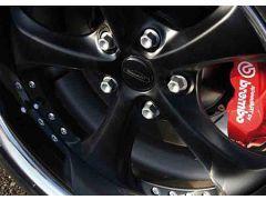 RSC II Elegance wheel rear axle
