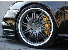 CTS - Challenge Twin Spoke wheel front axle